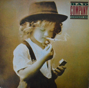 Bad Company ‎– Dangerous Age