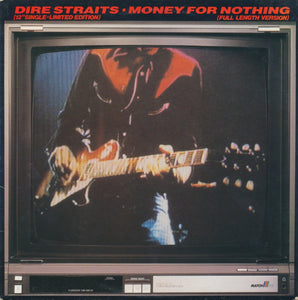 Dire Straits ‎– Money For Nothing