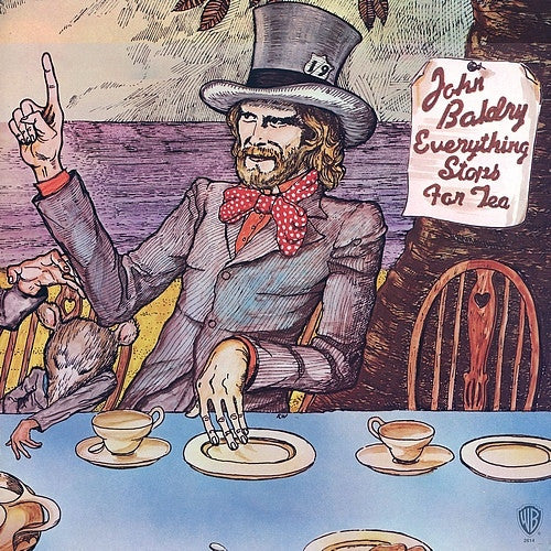 John Baldry ‎– Everything Stops For Tea
