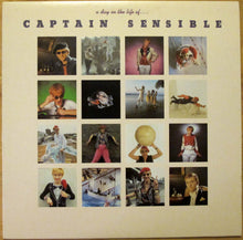 Captain Sensible ‎– A Day In The Life Of...Captain Sensible