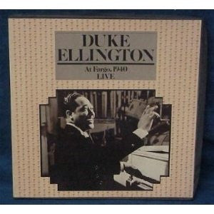 Duke Ellington ‎– At Fargo 1940 Live (3 disc box set)