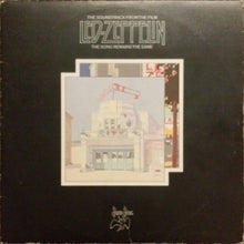 Led Zeppelin ‎– The Soundtrack From The Film The Song Remains The Same (2 record set)