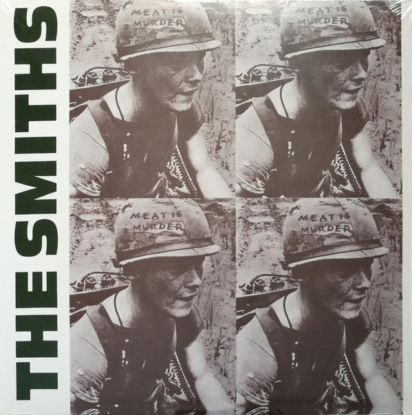 The Smiths ‎– Meat Is Murder (NEW PRESSING)