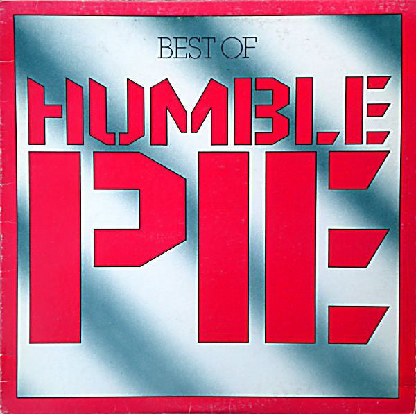 Humble Pie ‎– The Best Of The Humble Pie