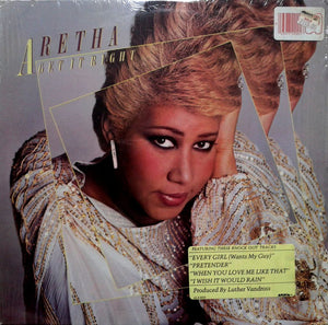 Aretha Franklin ‎– Get It Right