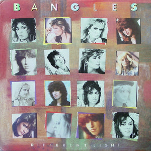 Bangles ‎– Different Light