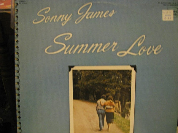 Sonny James ‎– Summer Love