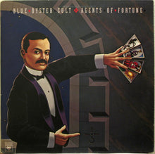 Blue Öyster Cult ‎– Agents Of Fortune