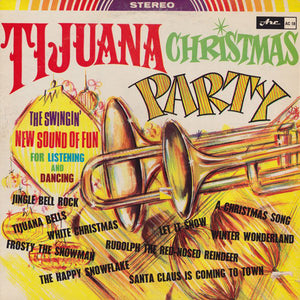 Bobby Duvalle ‎– Tijuana Christmas Party