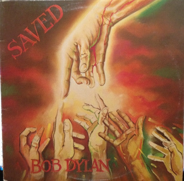 Bob Dylan ‎– Saved