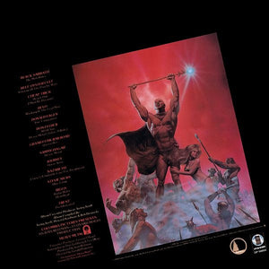 Various ‎– Heavy Metal - Music From The Motion Picture (2 record set)