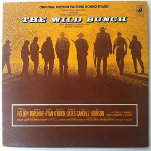 Jerry Fielding ‎– The Wild Bunch - Original Motion Picture Sound Track