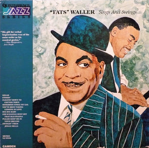 """Fats"" Waller* ‎– Sings And Swings"