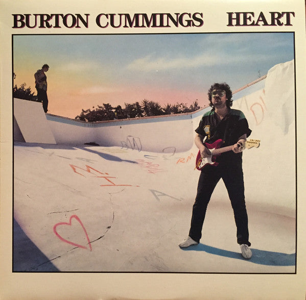Burton Cummings ‎– Heart