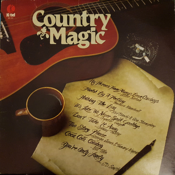Various ‎– Country Magic