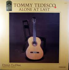 Tommy Tedesco ‎– Alone At Last