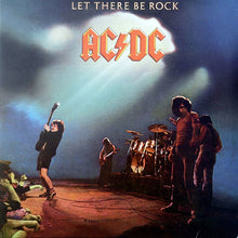 AC/DC ‎– Let There Be Rock (NEW PRESSING)