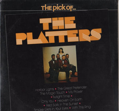 The Platters ‎– The Pick Of... The Platters