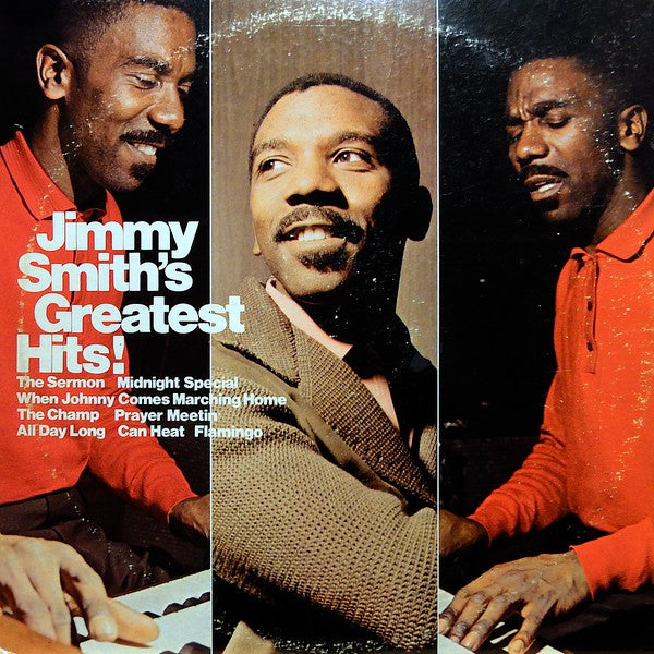 Jimmy Smith ‎– Jimmy Smith's Greatest Hits!