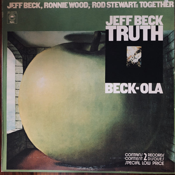 Jeff Beck ‎– Truth / Beck-ola