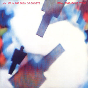Brian Eno - David Byrne ‎– My Life In The Bush Of Ghosts
