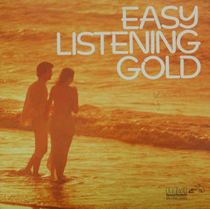 Various ‎– Easy Listening Gold