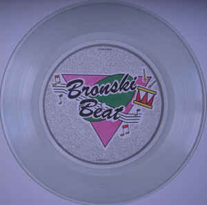 Bronski Beat ‎– Smalltown Boy / Infatuation / Memories (Limited Edition CLEAR vinyl)