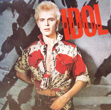 Billy Idol ‎– Billy Idol (B)