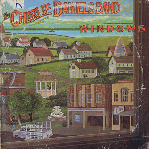 The Charlie Daniels Band ‎– Windows