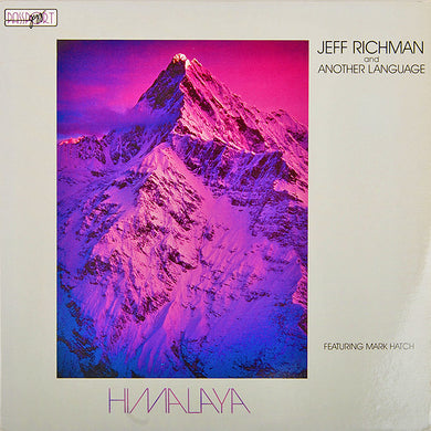Jeff Richman And Another Language ‎– Himalaya