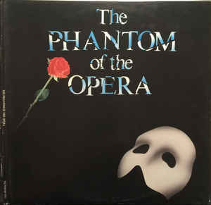 Andrew Lloyd Webber ‎– The Phantom Of The Opera
