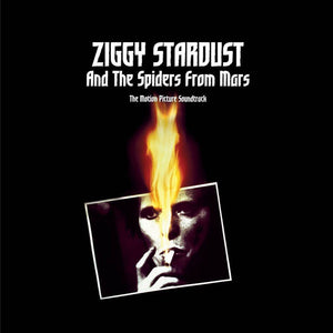 David Bowie ‎– Ziggy Stardust And The Spiders From Mars (The Motion Picture Soundtrack) (NEW PRESSING)