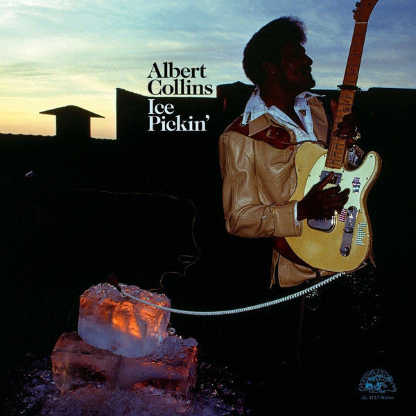 Albert Collins ‎– Ice Pickin' (NEW PRESSING)