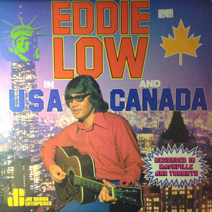 Eddie Low ‎– Eddie Low In USA And Canada