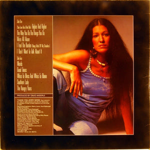Rita Coolidge ‎– Anytime... Anywhere