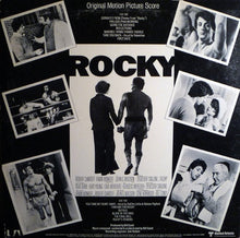 Bill Conti ‎– Rocky - Original Motion Picture Score