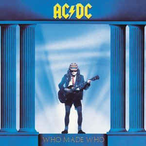 AC/DC ‎– Who Made Who