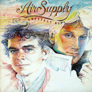 Air Supply ‎– Greatest Hits