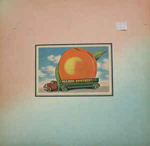The Allman Brothers Band ‎– Eat A Peach