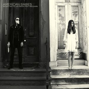 American Babies, Tom Hamilton  ‎– An Epic Battle Between Light And Dark (NEW Vinyl) Record Buyers Club