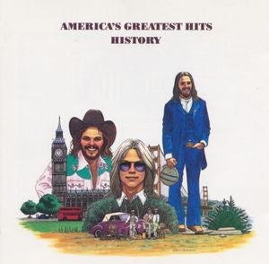 America  ‎– History / America's Greatest Hits