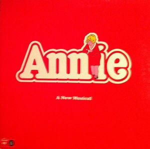 Annie  Original Cast ‎– Annie (Original Cast Recording)