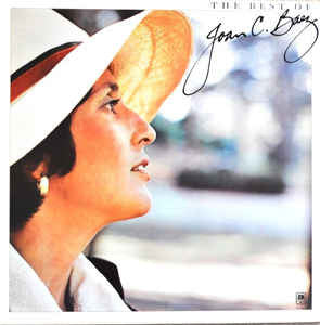 Joan Baez ‎– The Best Of Joan C. Baez