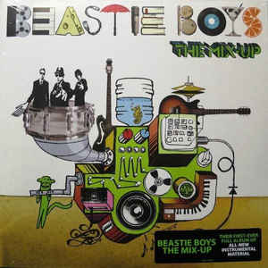 Beastie Boys ‎– The Mix-Up (NEW PRESSING)