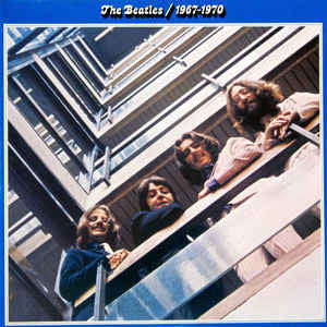 The Beatles ‎– 1967-1970 (Special Edition BLUE VINYL)