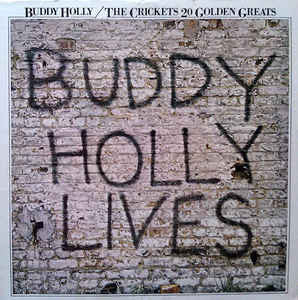 Buddy Holly / The Crickets (2) ‎– 20 Golden Greats