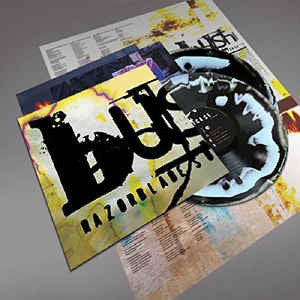 Bush ‎– Razorblade Suitcase: In Addition (NEW VINYL) colour vinyl