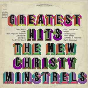 The New Christy Minstrels ‎– Greatest Hits