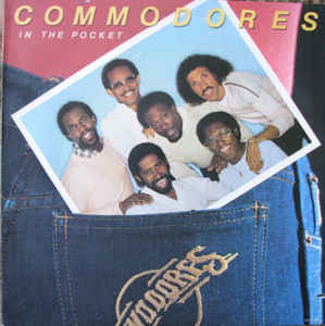 Commodores ‎– In The Pocket