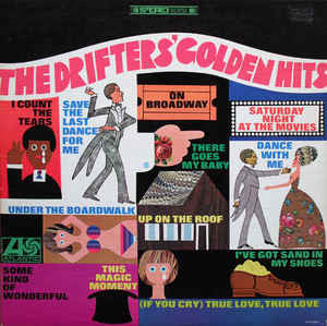 The Drifters ‎– The Drifters' Golden Hits